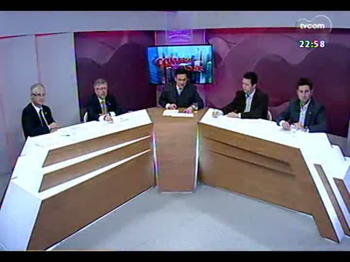 Conversas Cruzadas - Deputados federais debatem as ultimas pesquisas para presidência da República de 2014 - Bloco 3 - 13/06/2013