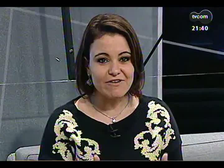 TVCOM Tudo Mais - Garota Verão Carol Escouto fala de sua temporada no Chile