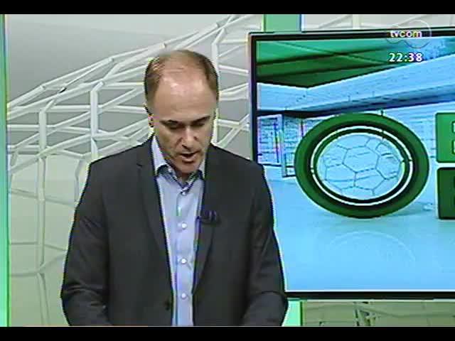 Bate Bola - Repercussão de toda rodada do Campeonato Brasileiro 2013 - Bloco 2 - 17/11/2013