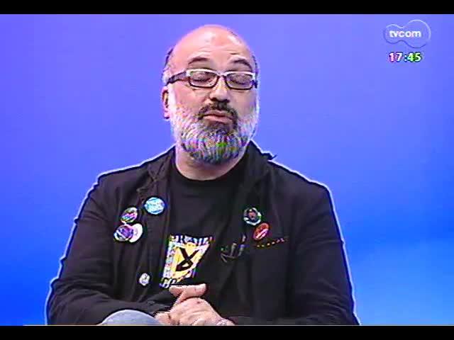 Programa do Roger - Entrevista com o idealizador do festival Marquise 51, Lucas Hanke - blobo 1 - 19/11/2013