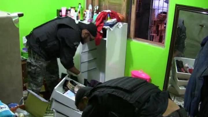 Operação Iceberg prende pelo menos 60 suspeitos de tráfico de drogas