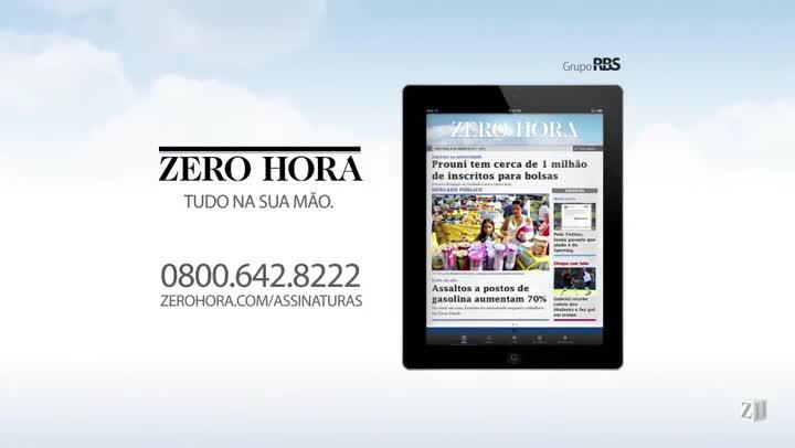 Leia na Zero Hora desta sexta-feira (22/11/2013)