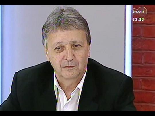 Mãos e Mentes - Walter Lidio Nunes, diretor-presidente da Celulose Riograndense - Bloco 3 - 01/12/2013