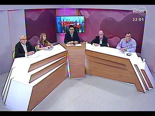 Conversas Cruzadas - Debate sobre o cenário atual de falta de mão de obra e a alta rotatividade nos empregos - Bloco 1 - 15/01/2014