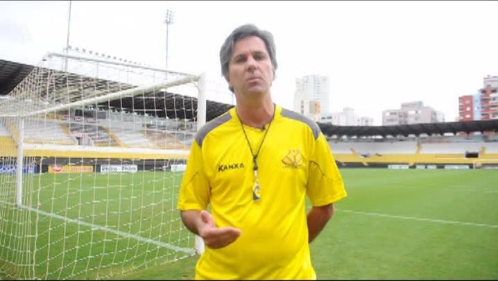 Especial Criciúma na Copa do Brasil - Caio Júnior