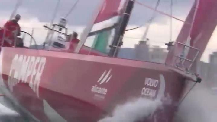 Porto de Itajaí lança vídeo oficial da Volvo Ocean Race Stopover 2014/2015