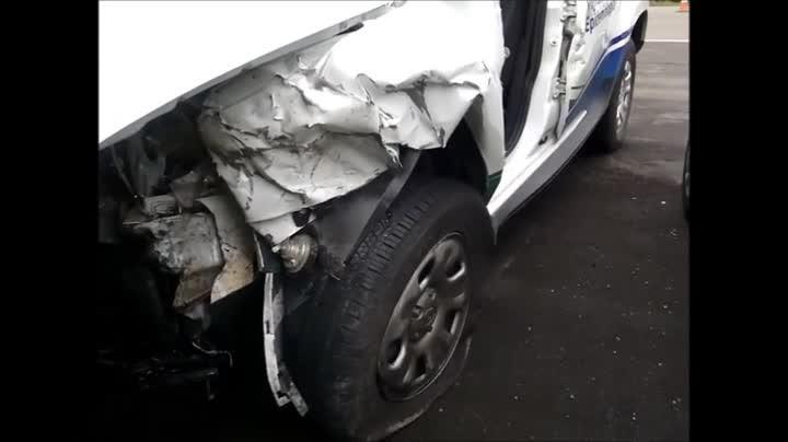 Homem morre e outro fica gravemente ferido em um acidente na estrada Dona Francisca