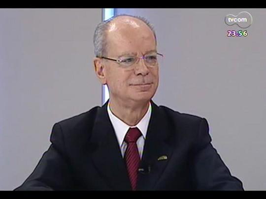 Mãos e Mentes - Reitor da PUCRS, Joaquim Clotet - Bloco 4 - 09/05/2014