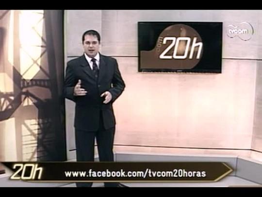 TVCOM 20 Horas - Desmatamento em SC - Bloco 2 - 28/05/14