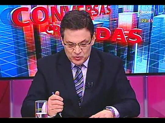 Conversas Cruzadas - Debate sobre a finalidade, a aplicação e a viabilidade da Lei Menino Bernardo - Bloco 3 - 09/06/2014