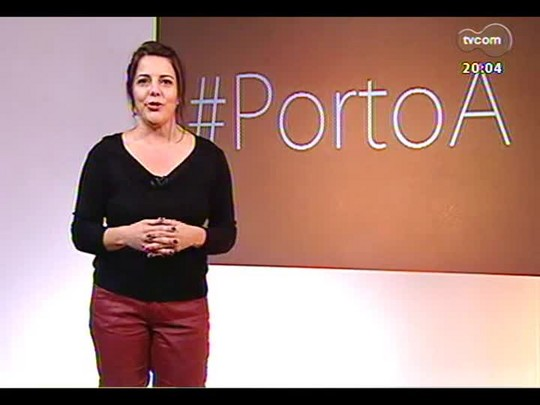 #PortoA - A Porto Alegre tomada por estrangeiros na Copa - 05/07/2014
