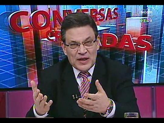 Conversas Cruzadas - A derrota do Brasil na Copa do Mundo - Bloco 2 - 08/07/2014