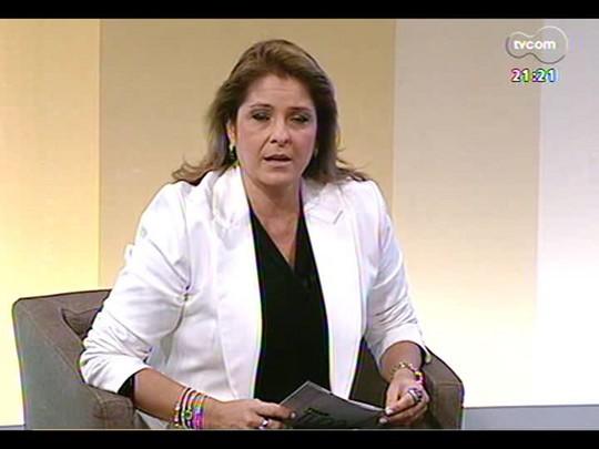 TVCOM Tudo Mais - Como prevenir a violência contra a mulher?
