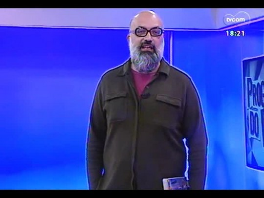 Programa do Roger - Rogê - Bloco 4 - 01/08/2014