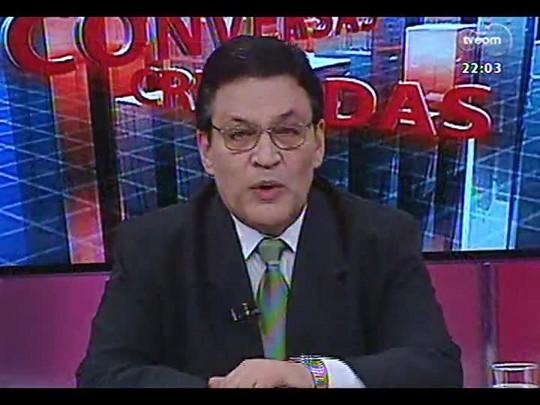 Conversas Cruzadas - Projeto viabiliza a criação de pelo menos 200 novos municípios no país - Bloco 1 - 06/08/2014