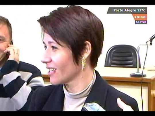 TVCOM 20 Horas - Primeira audiência na justiça do caso Bernardo traz revelações sobre vídeo gravado na casa do garoto - Bloco 1 - 26/08/2014