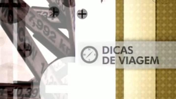TVCOM Tudo+ - Dica de Viagem - 10.09.14
