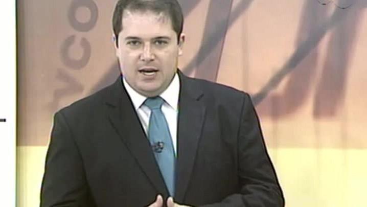 TVCOM 20 Horas - Após 3 dias Das Eleições, Propagandas de Candidatos pela Rua - 3ºBloco - 08.10.14