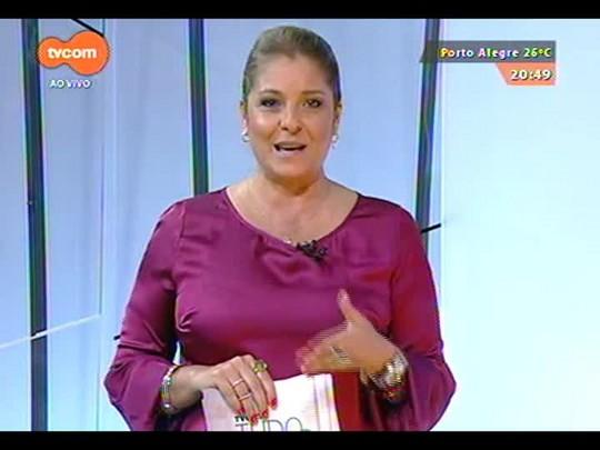 TVCOM Tudo Mais - Jornalista Sylvia Moretzsohn fala sobre a necessidade do jornalismo na época das redes sociais