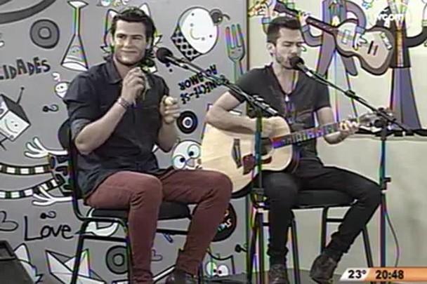 TVCOM Tudo+ - Dupla Charles e Ricardo - 31.10.14