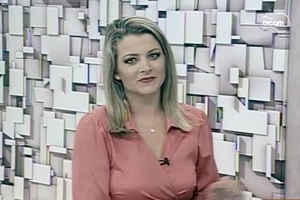 TVCOM 20h - Na contramão do desempenho nacional, setor têxtil cresceu 17,46% em SC - 22.1.15