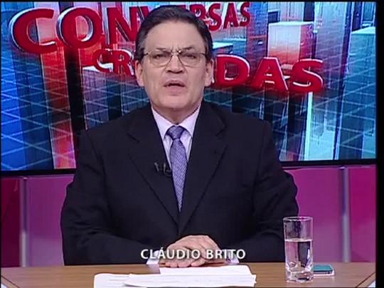 Conversas Cruzadas - Debate sobre as condições do Hospital Parque Belém - Bloco 1 - 05/03/15