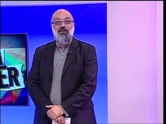 Programa do Roger - Fernando Noronha e Luciano Leães - Bloco 1 - 22/04/15