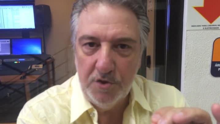João de Almeida Neto acredita que Braian começa jogando com Mamute e Cebolla no banco