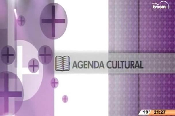 TVCOM Tudo+ - Rodeio Internacional CTG Os Praianos segue até domingo com grandes atrações: Agenda Cultural - 30.04.15