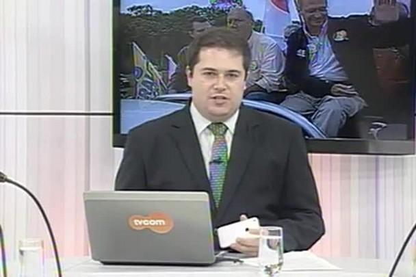 Conversas Cruzadas - Morte do senador Luiz Henrique da Silveira - 1º Bloco - 11.05.15