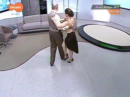 TVCOM Tudo Mais - Milonga portenha ou tango? Confira a diferença entre os estilos no quadro \'Dança Comigo\'