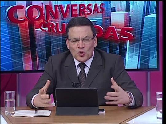 Conversas Cruzadas - Debate sobre as problemáticas da insegurança na capital gaúcha - Bloco 3 - 24/06/15
