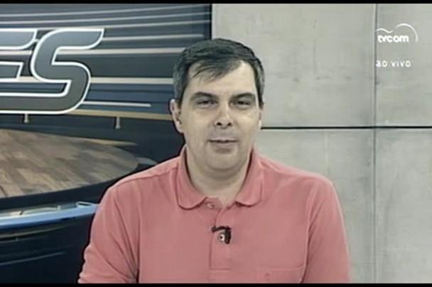 TVCOM Esportes. 3º Bloco. 03.12.15