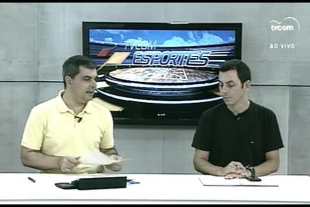 TVCOM Esportes. 1º Bloco. 04.02.16