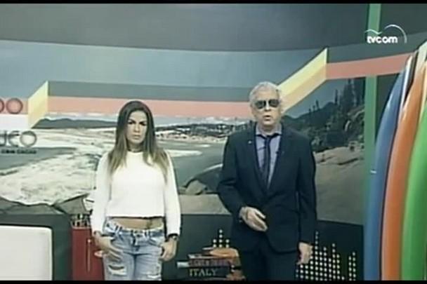 TVCOM De Tudo um Pouco. 1º Bloco. 19.06.16