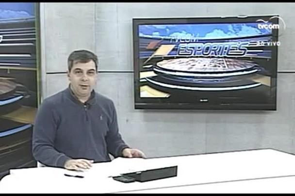 TVCOM Esportes. 2º Bloco. 26.07.16