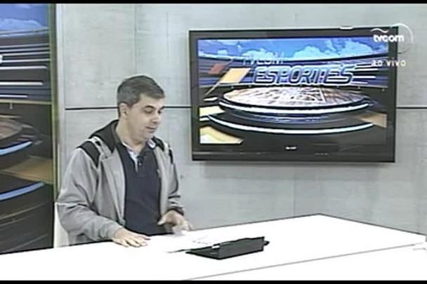 TVCOM Esportes. 1º Bloco. 28.07.16