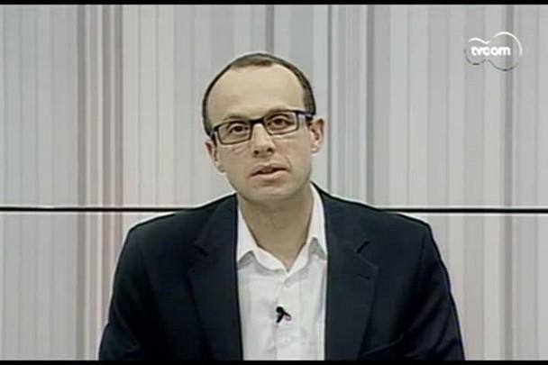 TVCOM Conversas Cruzadas. 1º Bloco. 29.08.16
