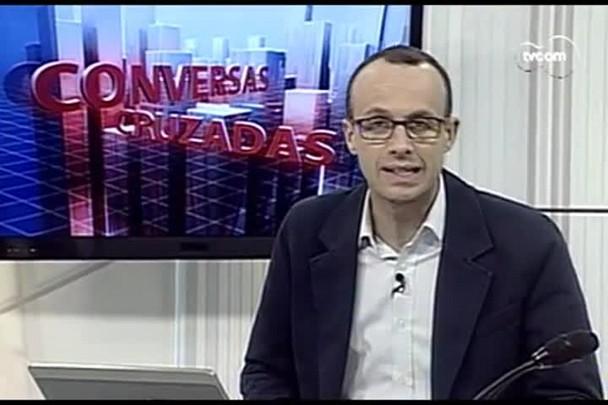 TVCOM Conversas Cruzadas. 3º Bloco. 11.10.16