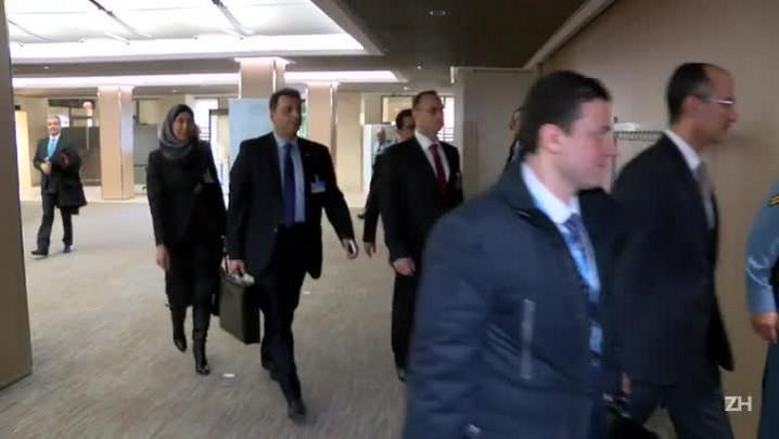 Atentado na Síria em meio a negociações de paz na ONU