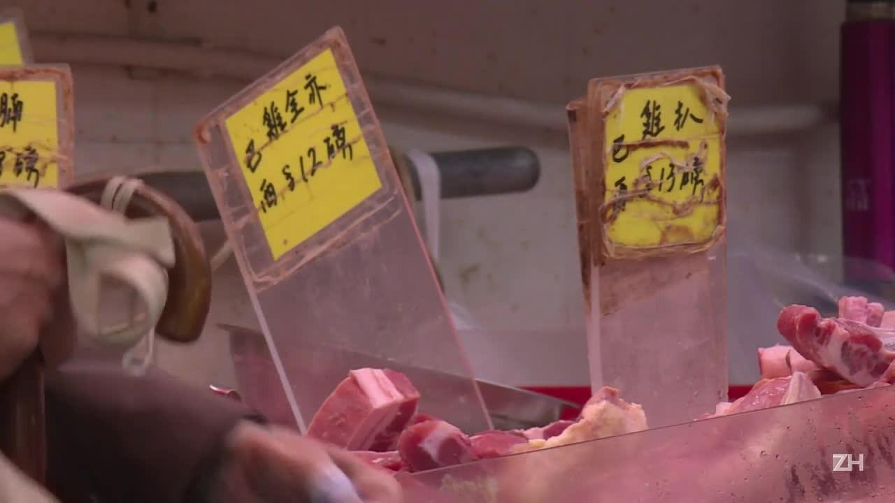 Hong Kong volta a comprar carne brasileira