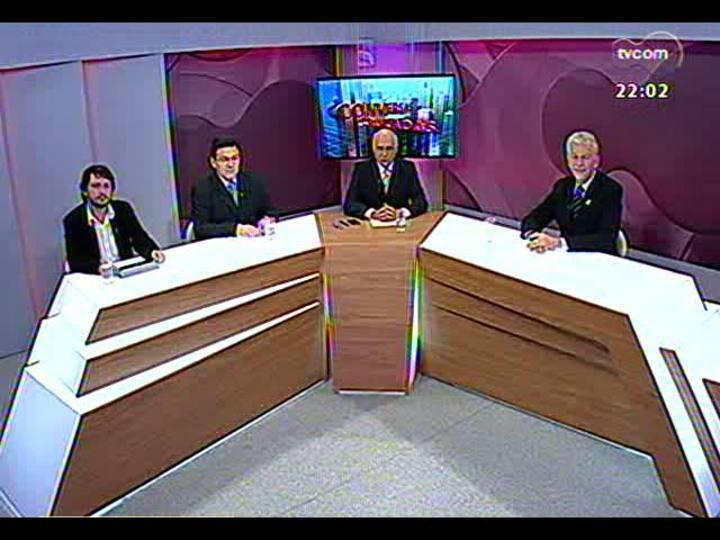 Conversas Cruzadas - Entrevista José Fortunati: perspectivas para 2013 - Bloco 1 - 26/12/2012