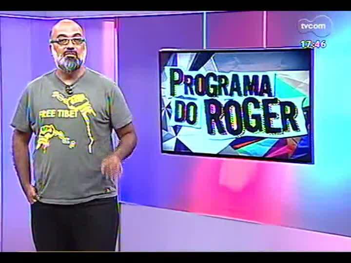 Programa do Roger - Confira a participação da banda Dévil Évil - bloco 1 - 26/02/2013
