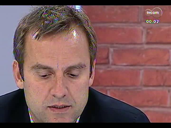 Mãos e Mentes - Diretor-geral da rede Intercity de hoteis, Alexandre Gehlen - Bloco 4 - 25/03/2013