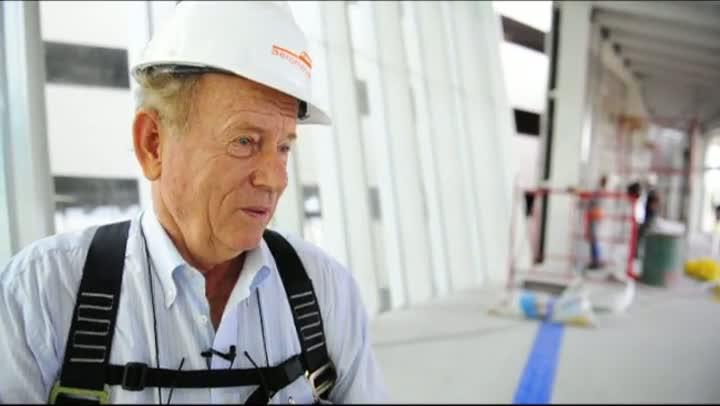 Mais de 35 anos depois, inventor do aeromóvel irá testemunhar projeto ser concretizado