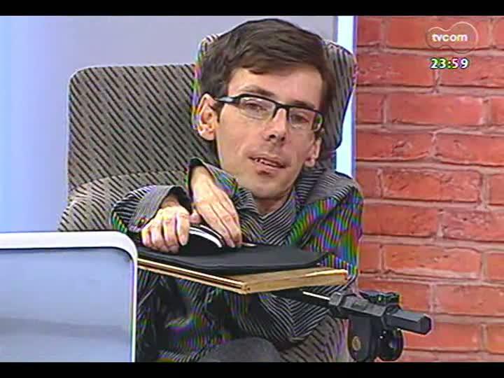 Mãos e Mentes - Mestre em Educação e especialista em Neuropsicopedagogia e Educação Especial Inclusiva, Cláudio Dusik - Bloco 3 - 12/04/2013