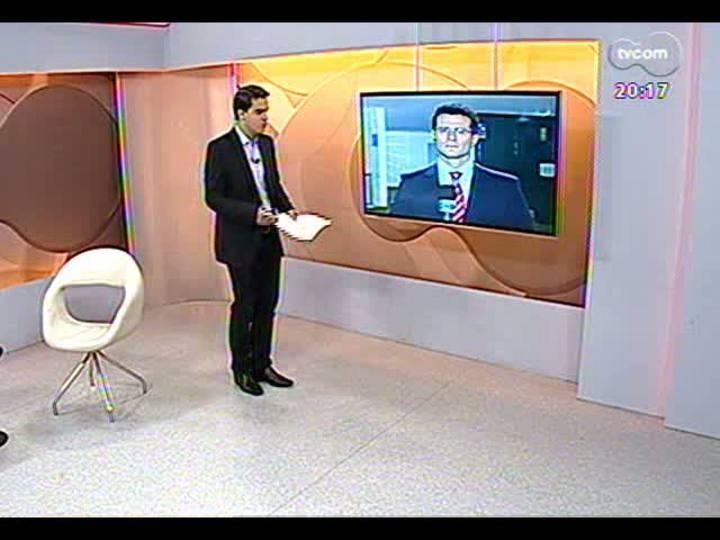 TVCOM 20 Horas - Detalhes sobre a suspensão da demarcação de terras indígenas no RS - Bloco 2 - 28/05/2013
