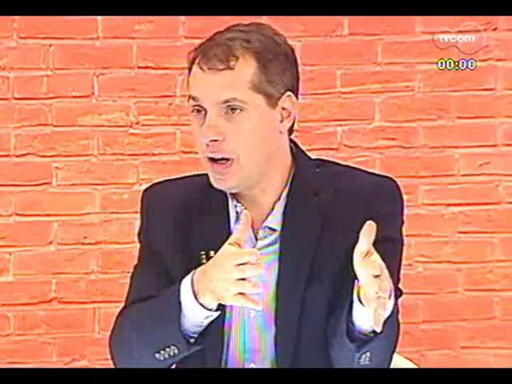 Mãos e Mentes - Pesquisador e chefe da Embrapa Clima Temperado, Clenio Pillon - Bloco 3 - 25/06/2013