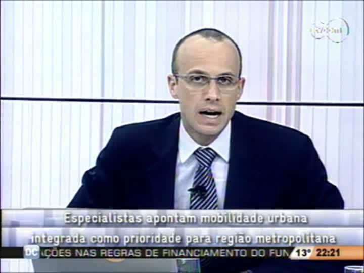 Conversas Cruzadas - Construindo uma Visão de Futuro para Florianópolis – 2º Bloco – 13-08-2013