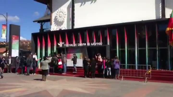Termina neste final de semana a 41ª edição do Festival de Cinema de Gramado. 16/08/2013